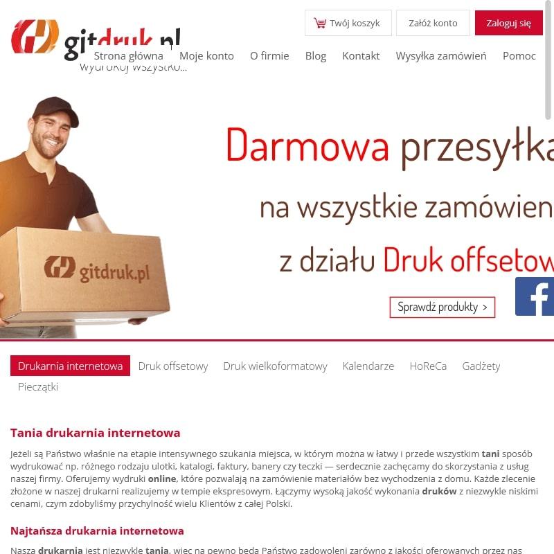 Tania drukarnia internetowa