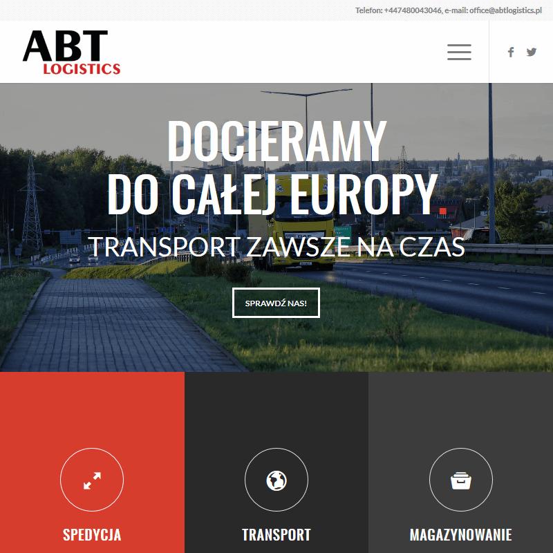 Firma transportowa - Tomaszów Mazowiecki