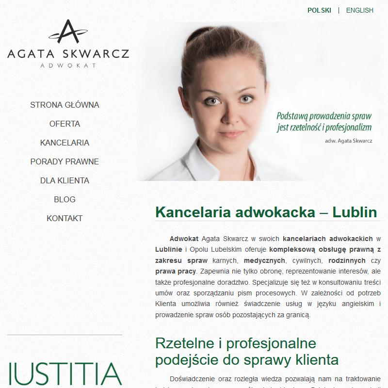 Adwokat z zakresu prawa pracy - Lublin