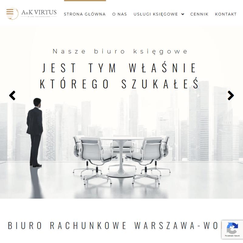 Biuro rachunkowe w Warszawie na Woli
