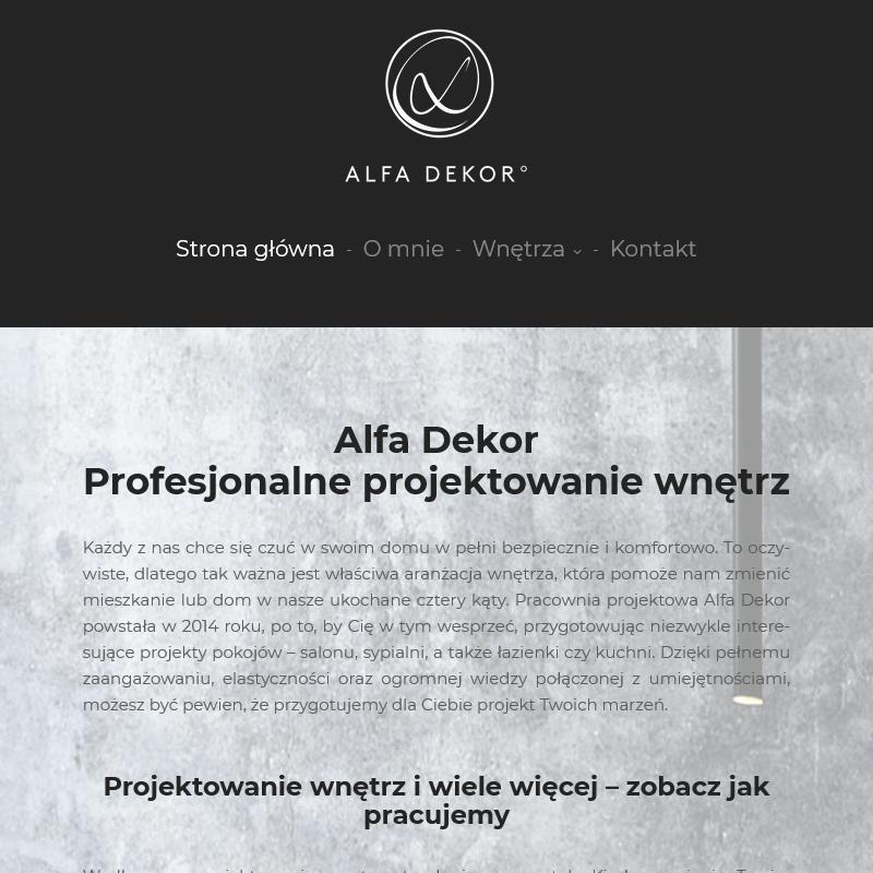 Projektowanie wnętrz - Piaseczno