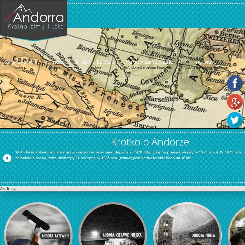Organizacja wyjazdów do Andory