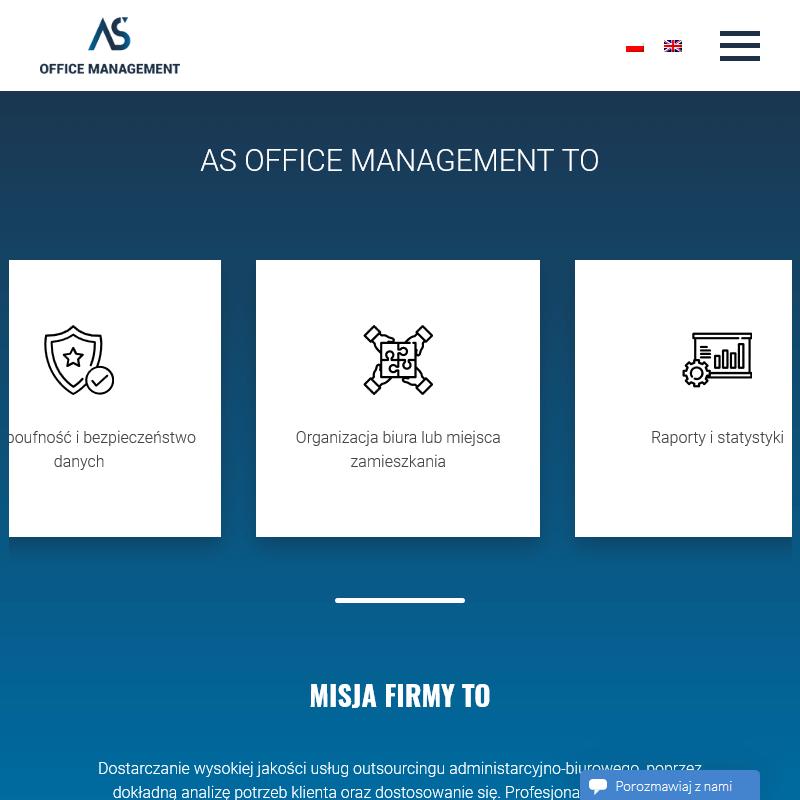 Wsparcie administracyjne firm - Poznań