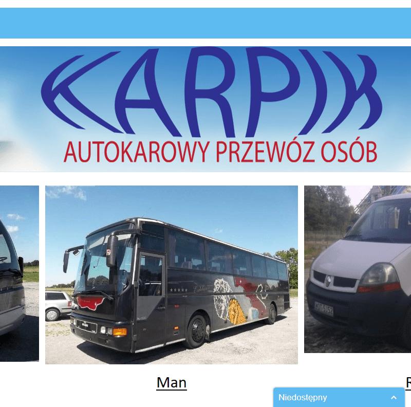 Wynajem autobusów - Warszawa
