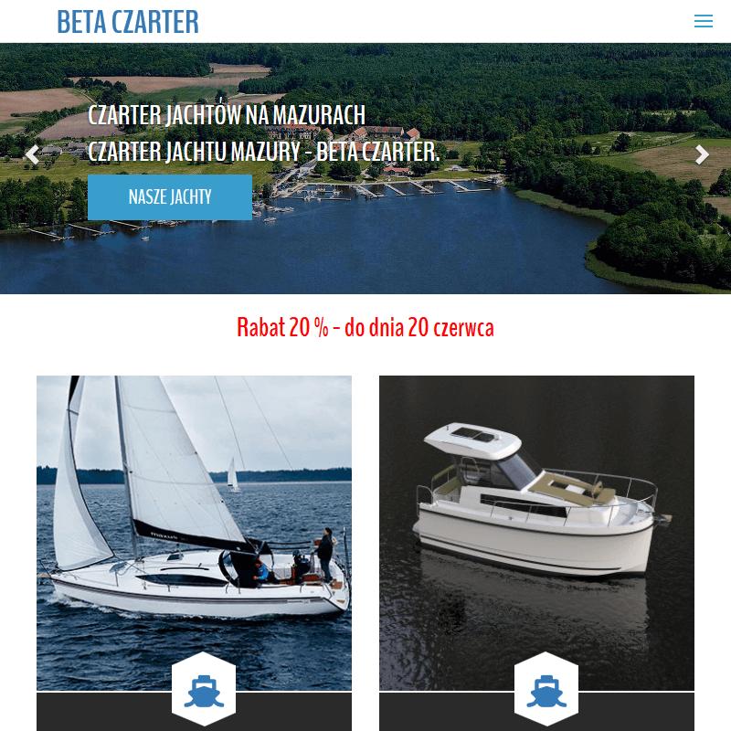 Wynajem jachtów bez patentu