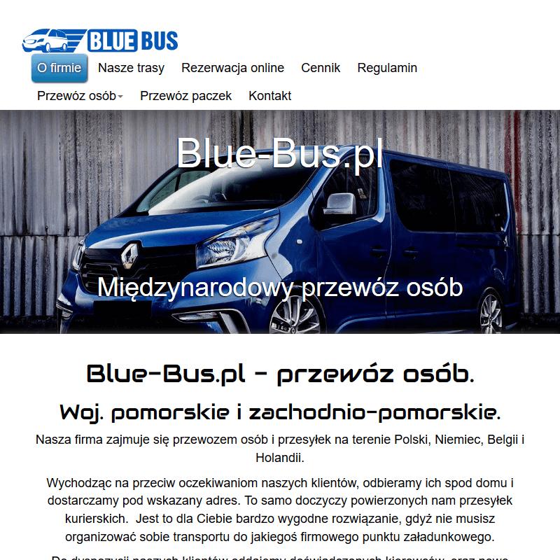Busy z Gdańska do Niemiec