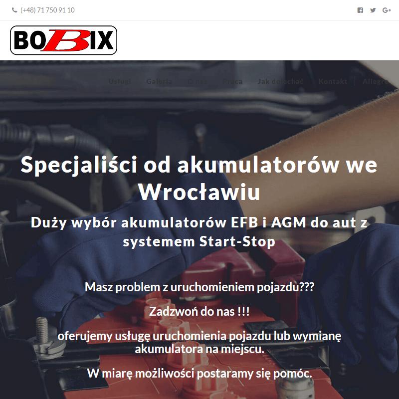 Akumulatory - Wrocław
