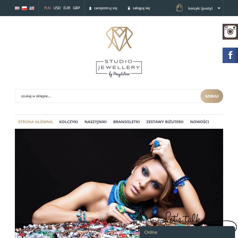 Biżuteria z kamieni naturalnych online