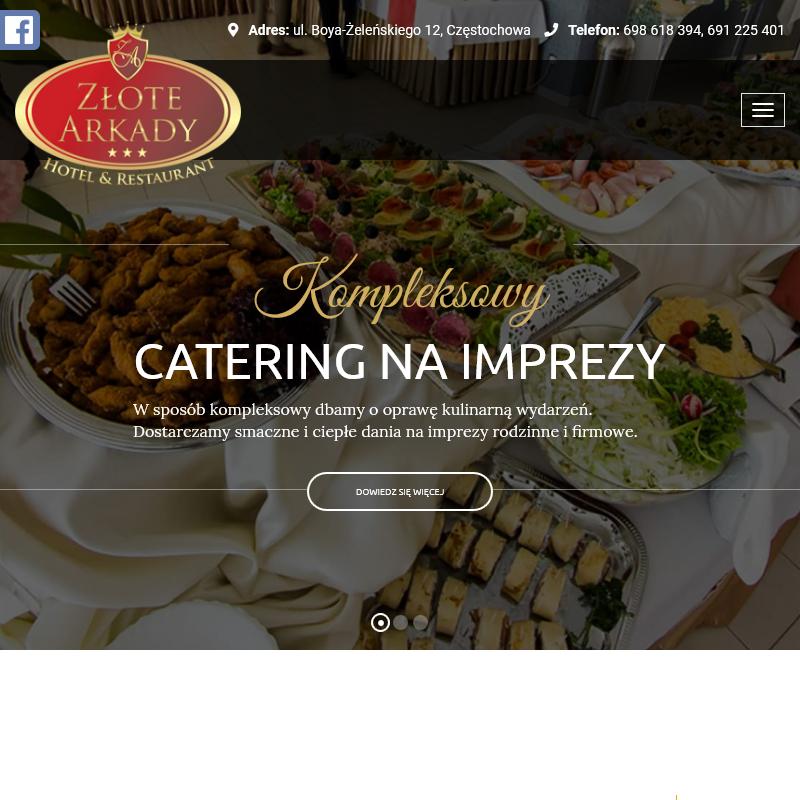 Catering na wesele - Częstochowa