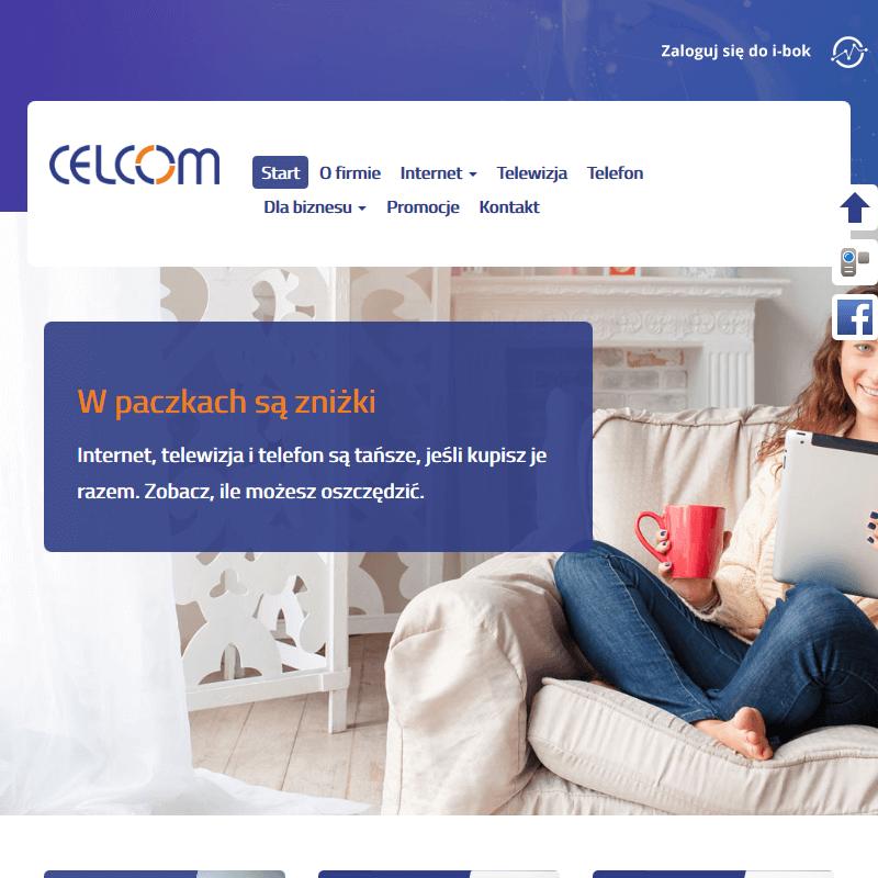 Internet światłowodowy - Chełmno