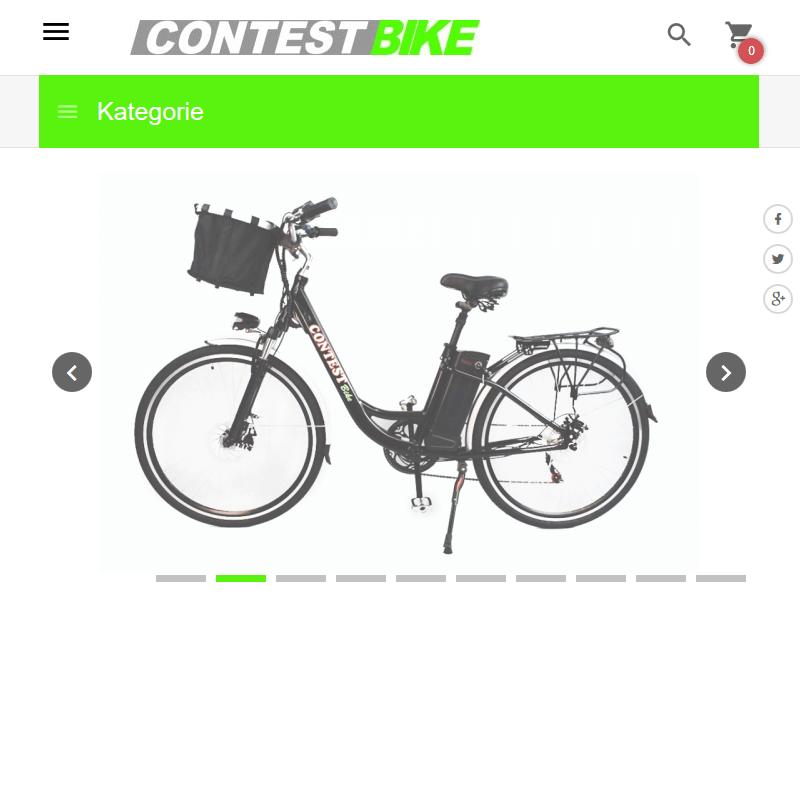 Rower o napędzie elektrycznym