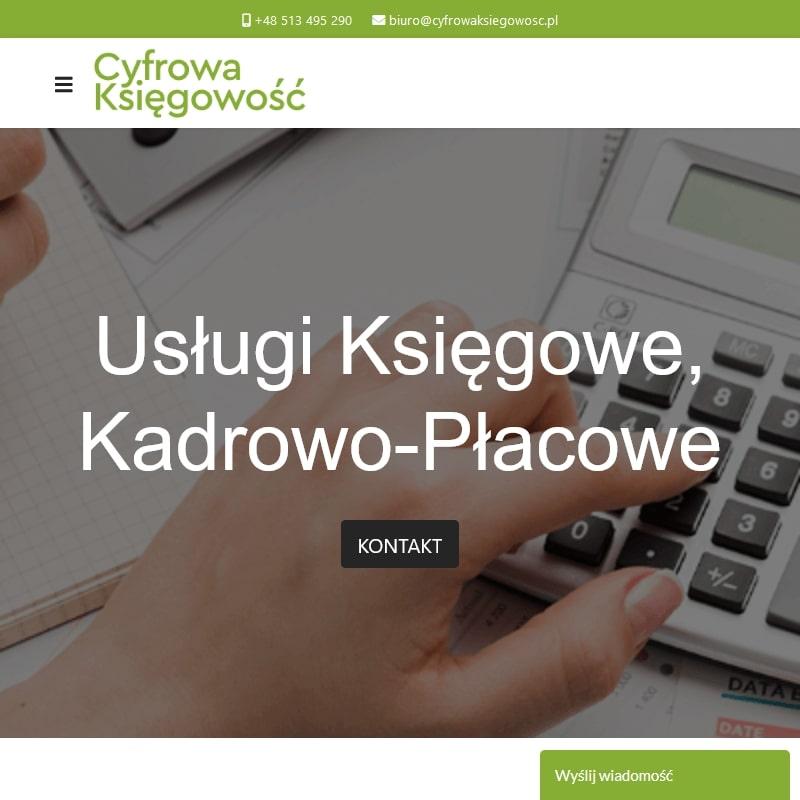 Biuro rachunkowe online dla Klientów z Pruszkowa