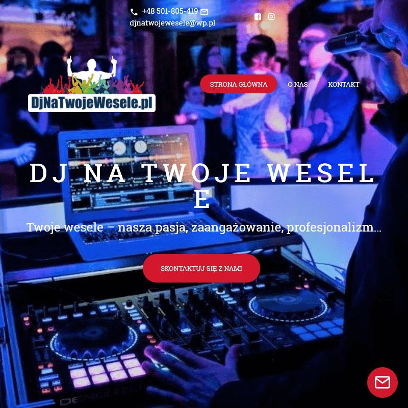 DJ na bal
