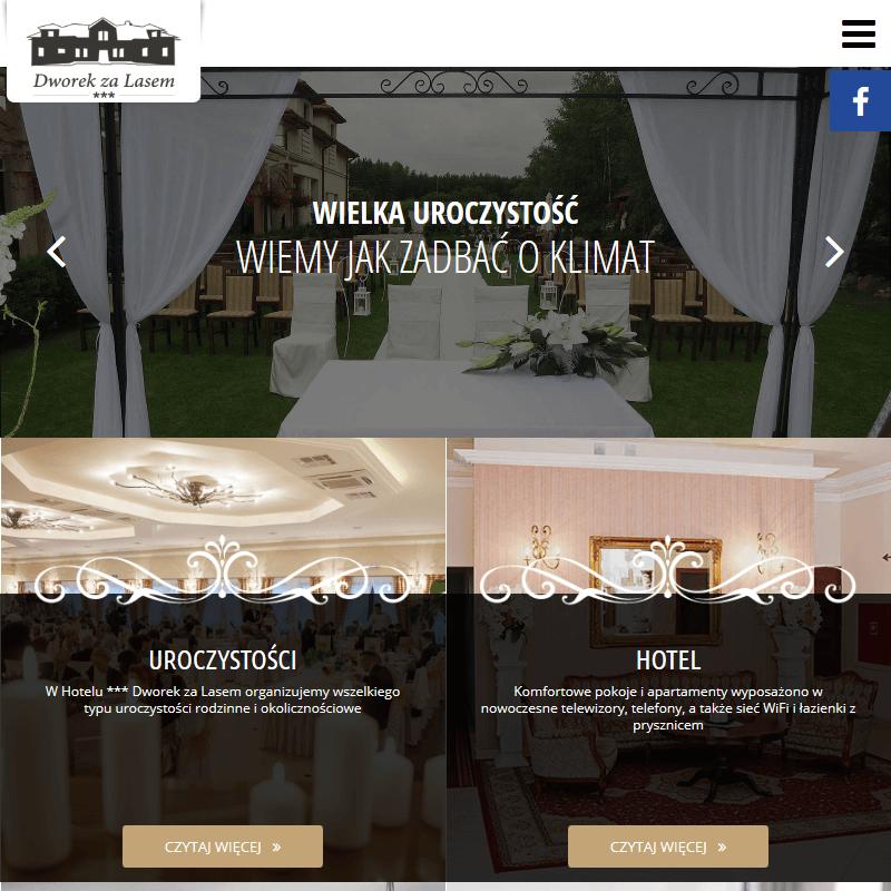 Elegancki hotel - Kalisz