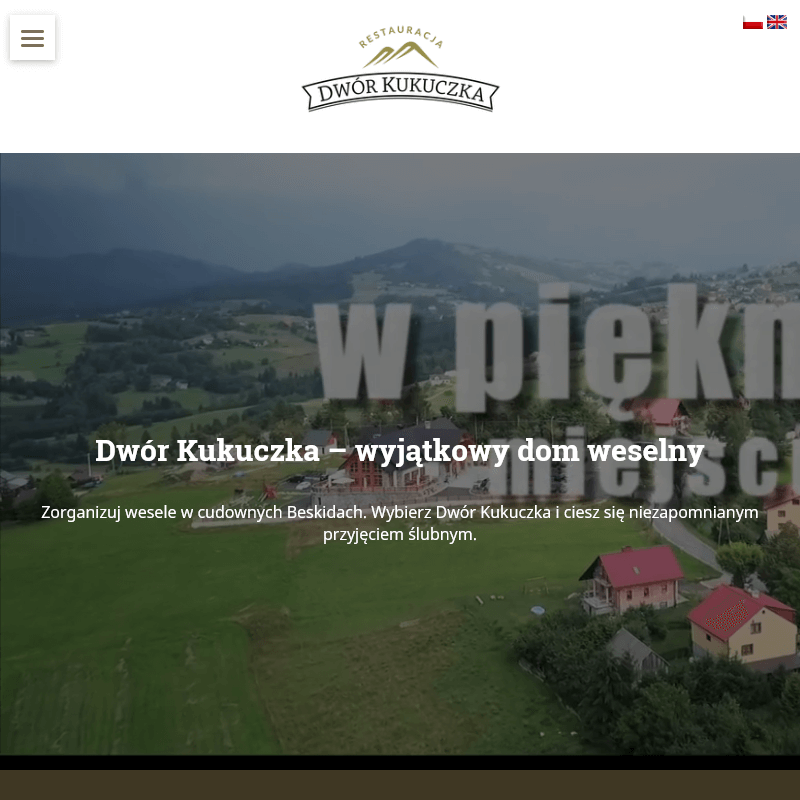 Elegancka restauracja - Cieszyn
