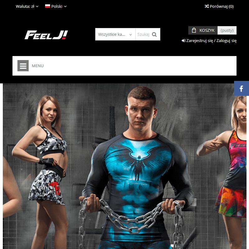 Wyszczuplające ubrania sportowe