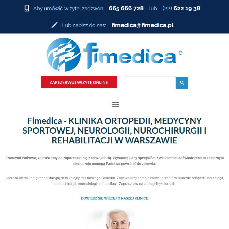 Rehabilitacja - Warszawa