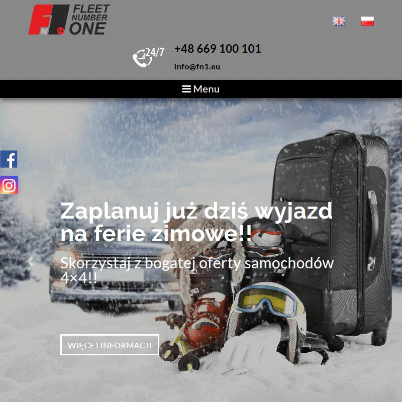 Samochody na wynajem - Poznań