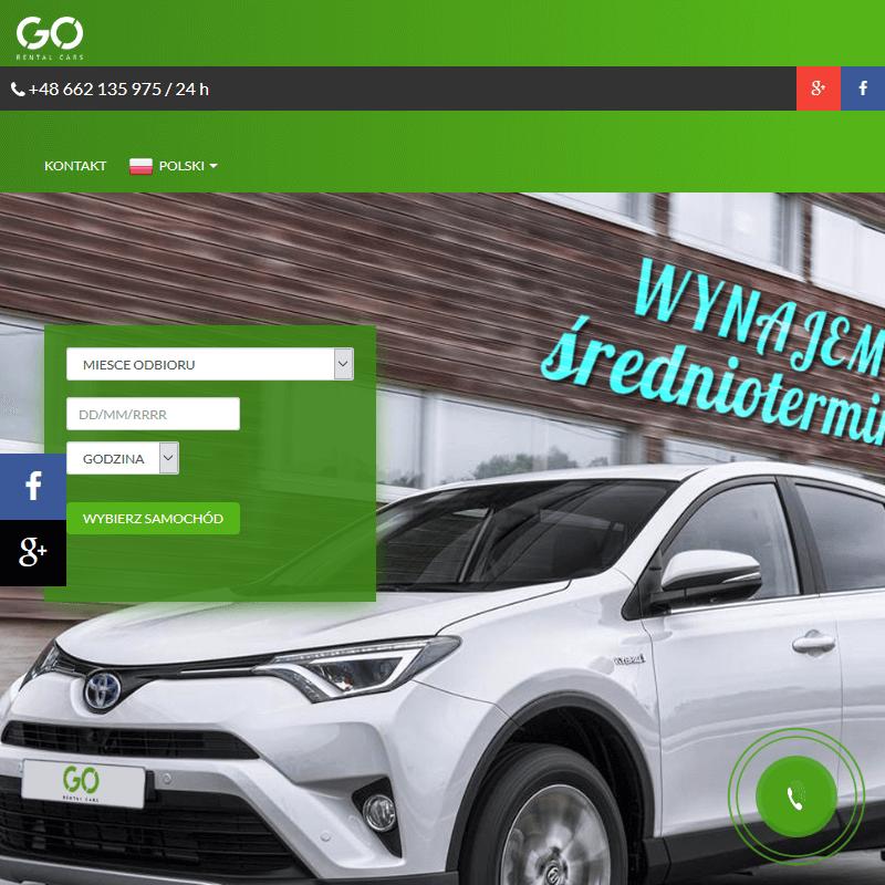 Tania wypożyczalnia samochodów - Chorzów