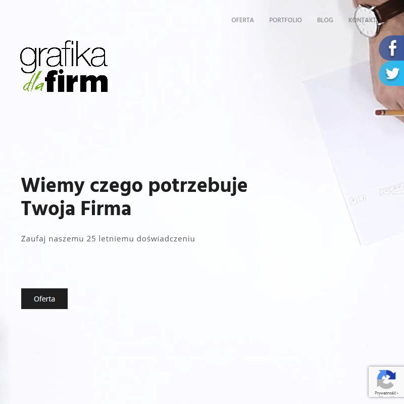 Projektowanie folderów reklamowych
