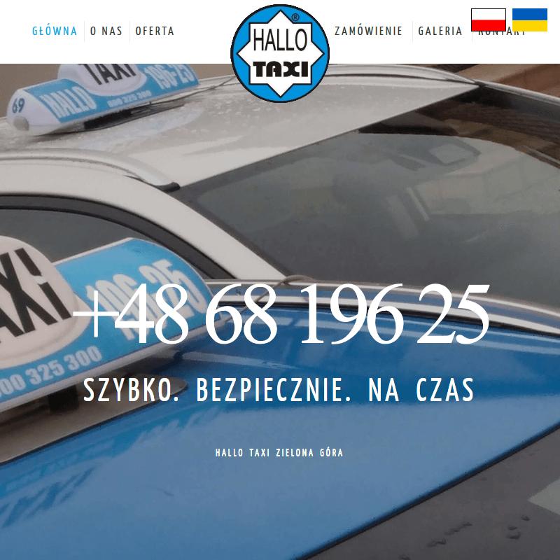 Hallo-Taxi Zielona Góra