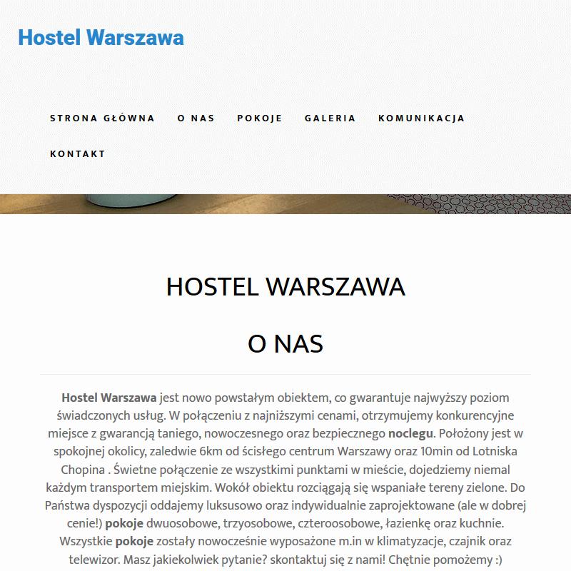 Kwatery do wynajęcia Warszawa