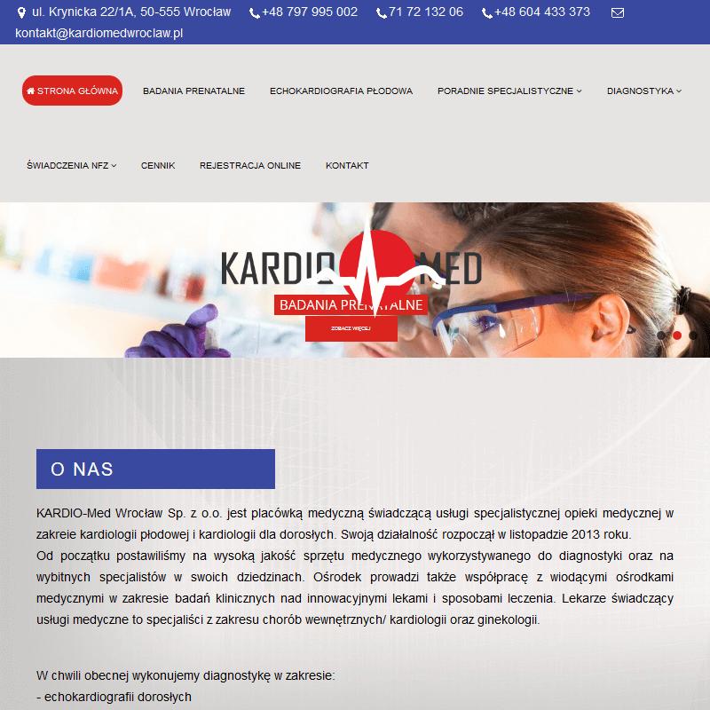 Badania w ciąży - Wrocław