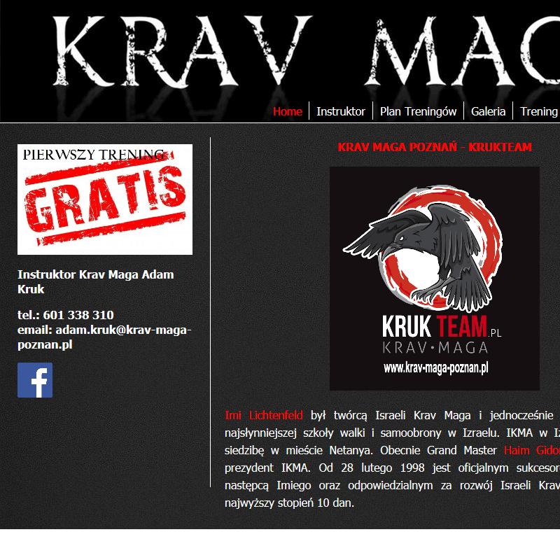 Krav Maga Poznań