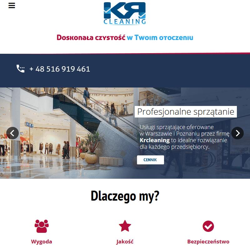 Profesjonalne usługi sprzątające dla firm w Katowicach
