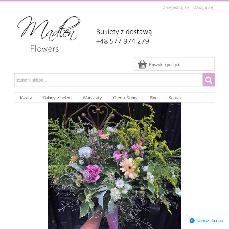 Kwiaciarnia z dostawą - Katowice