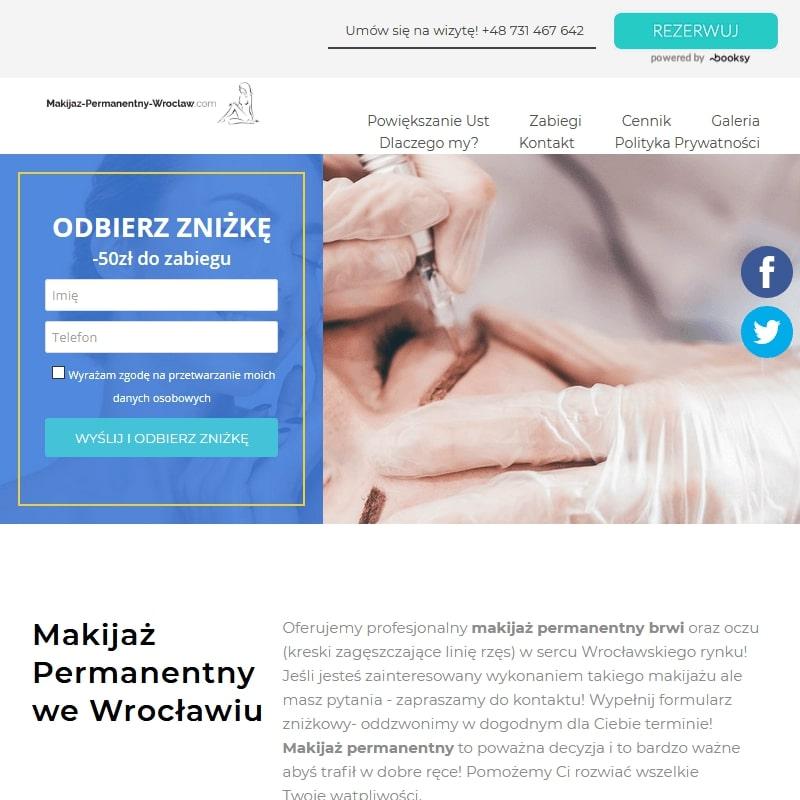 Makijaż permanentny – Wrocław