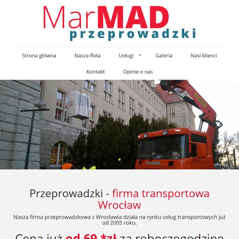 Przeprowadzki specjalistyczne - Wrocław