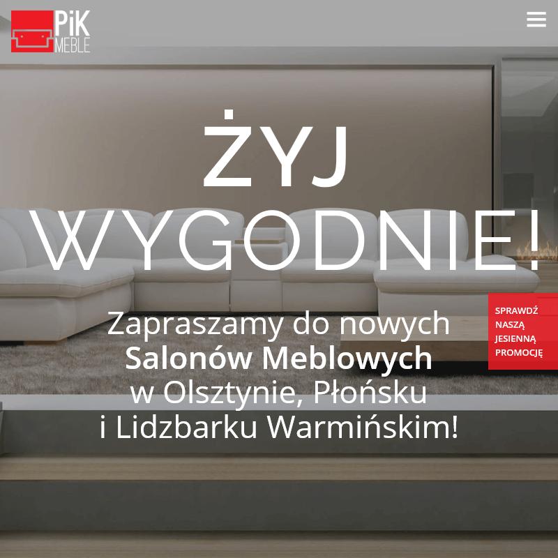 Meble sypialniane - Olsztyn