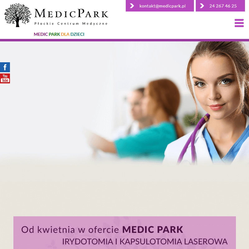 Chirurgia dziecięca - Płock