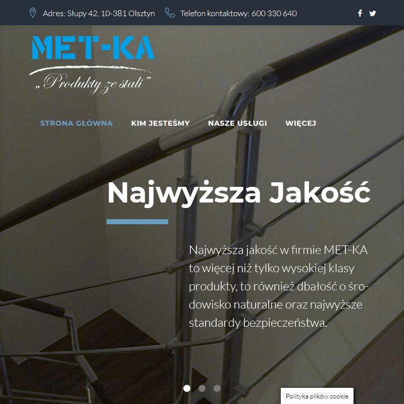 Budowa konstrukcji stalowych - Olsztyn