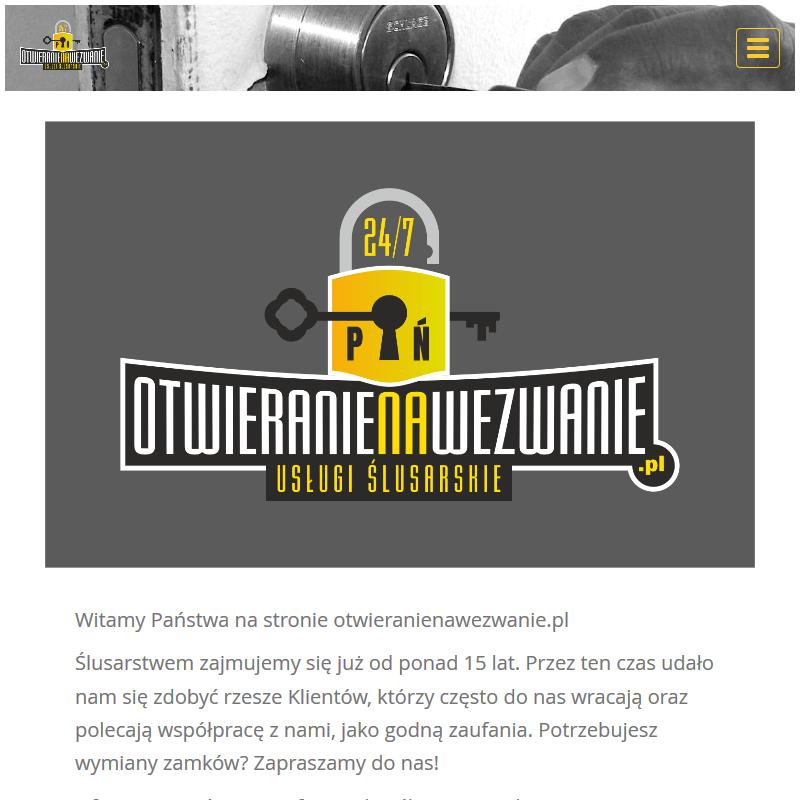 Awaryjne otwieranie zamków - Poznań