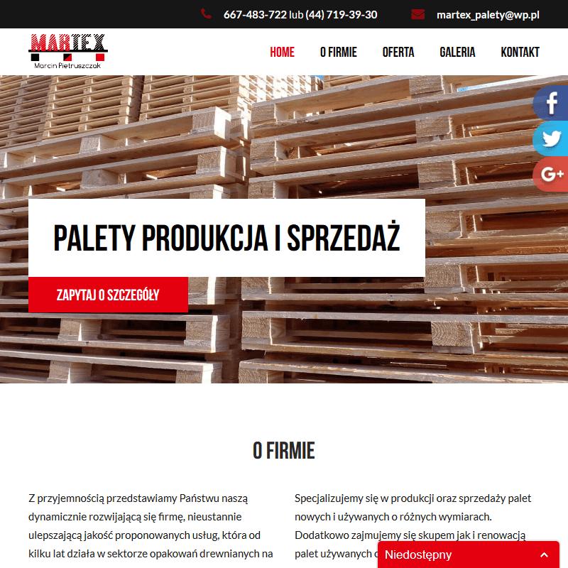 Palety drewniane Wrocław