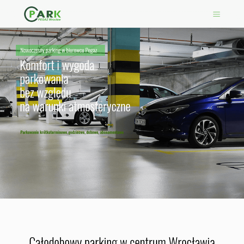 Zarządzanie strefami płatnego parkowania - Wrocław