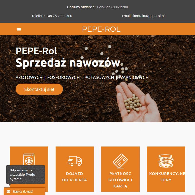 Nawozy fosforowe - Lublin