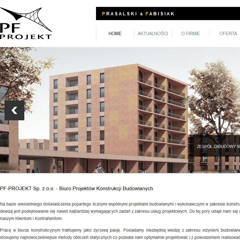 Konstrukcje budowlane - Warszawa