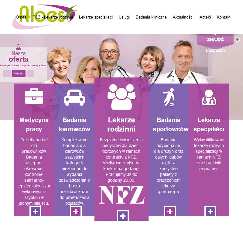 Lekarz medycyny pracy - Łódź