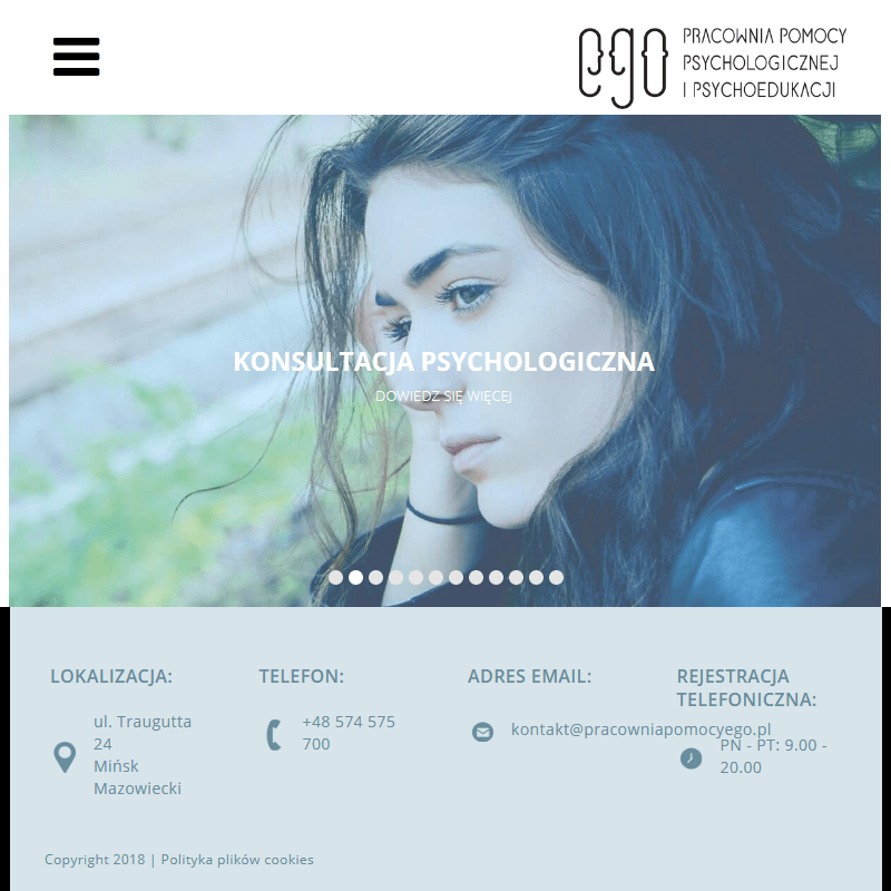 Psychiatra w Mińsku Mazowieckim