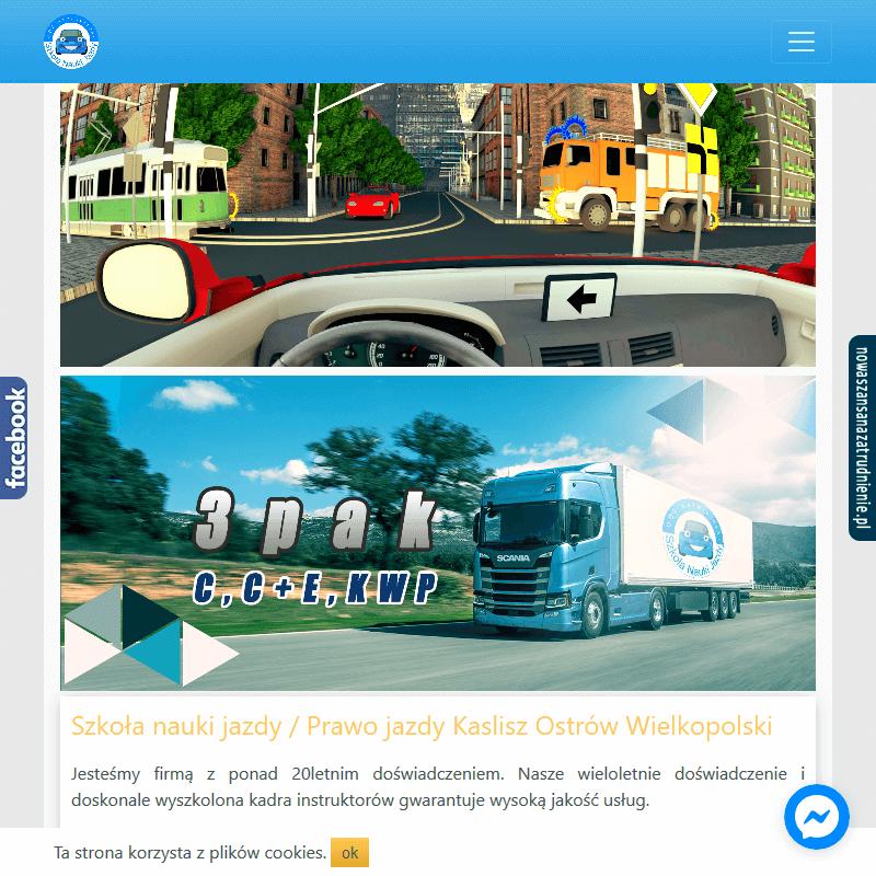 Szkoła nauki jazdy ADR – Kalisz