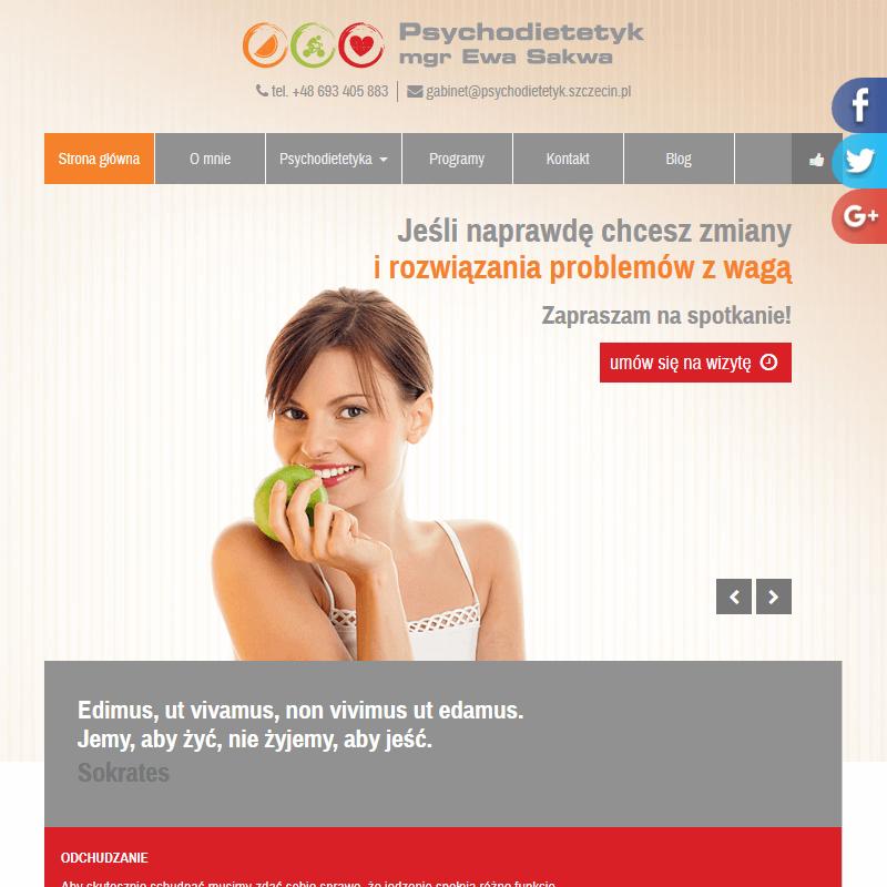 Dietoterapia - Szczecin
