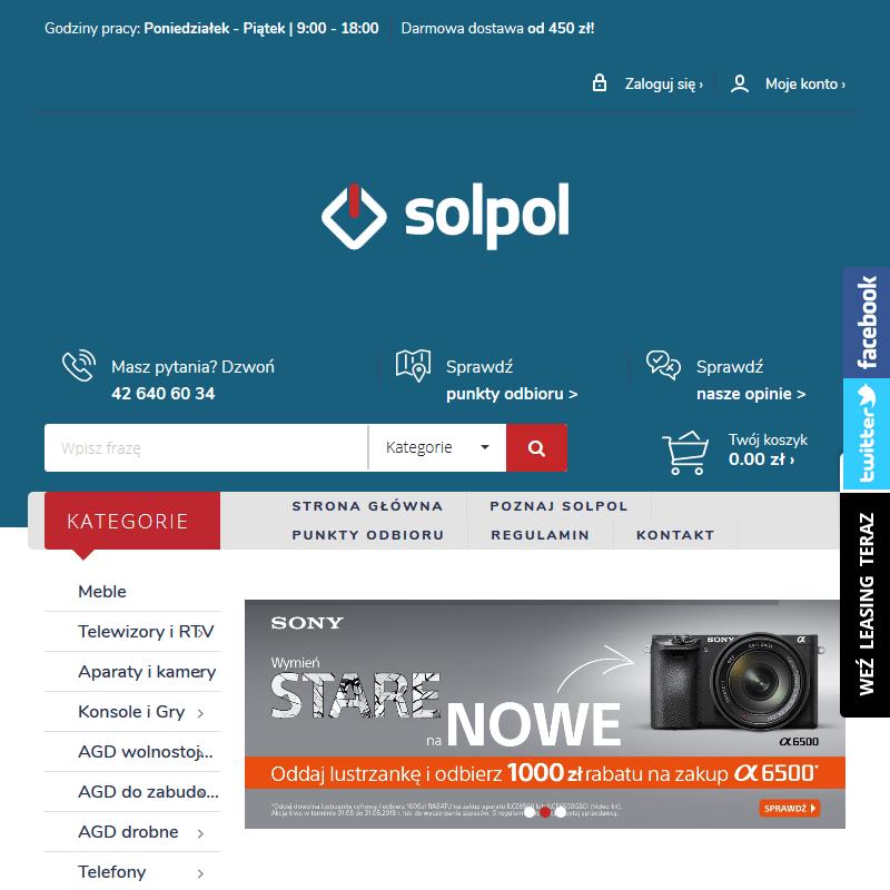 Lodówka Samsung, Whirlpool, Liebherr