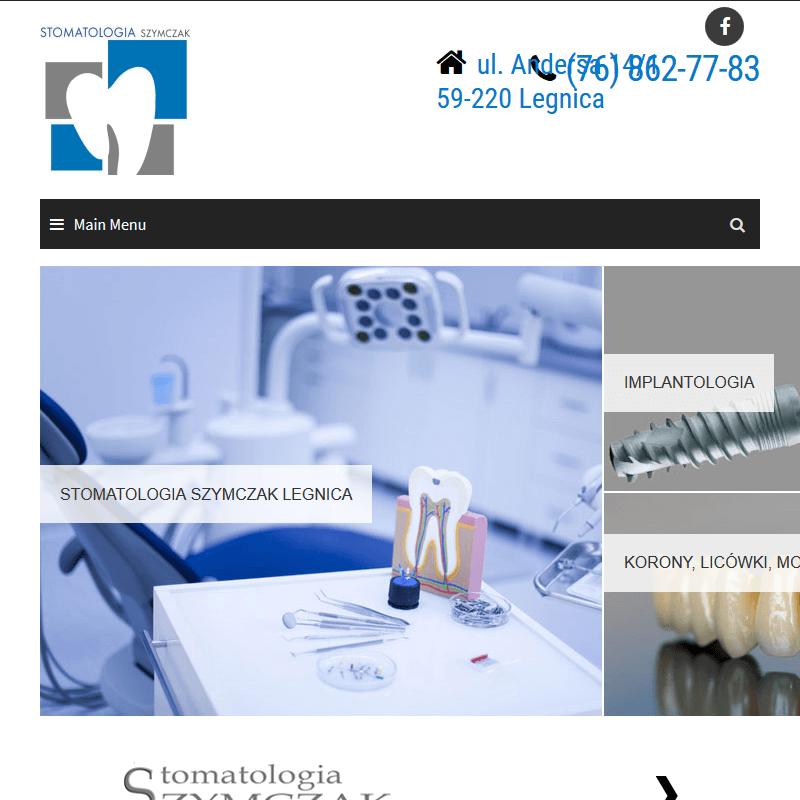 Gabinet dentystyczny - Legnica