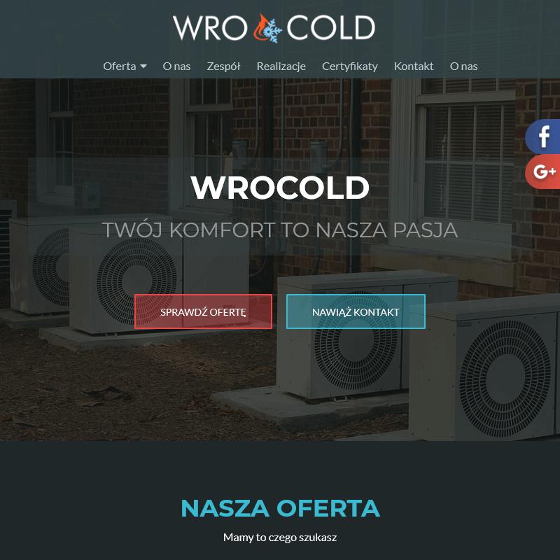 Instalacja komory chłodniczej - Wrocław